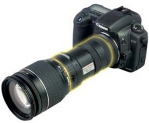 9350EOS FF 339x281 300x248 - AstroScope 9350EOS-FF adds night vision to your Canon DSLR