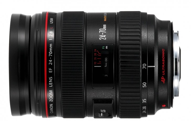 EF 24-70 f/2.8L II Patent Published