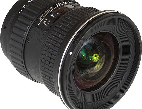 Tokina AT-X 11-16 f/2.8 PRO DX Ⅱ Lens Announced