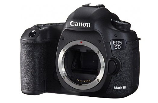 Deal: EOS 5D Mark III w/Adobe Lightroom 5 $2675