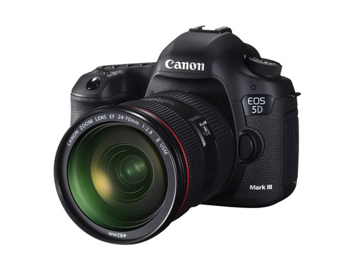 5D Mark III Manual Online