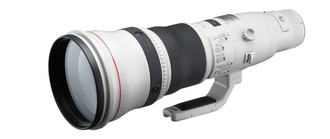 EF 800 f/5.6L IS II & Other Big Lenses