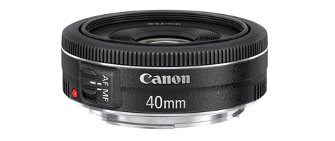 Canon EF 40mm f/2.8 STM Firmware Available