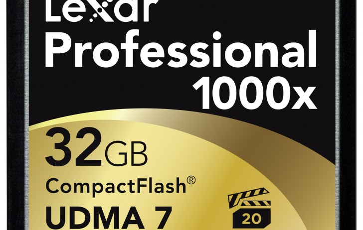 Big Lexar Memory Card Deals at B&H