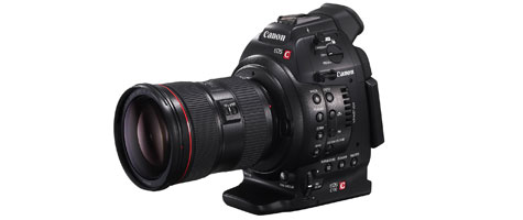 Save $1000 on the Canon EOS C100