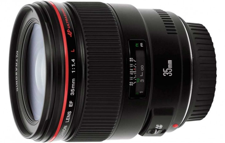 New Canon L Primes, but Not Until 2015 [CR2)