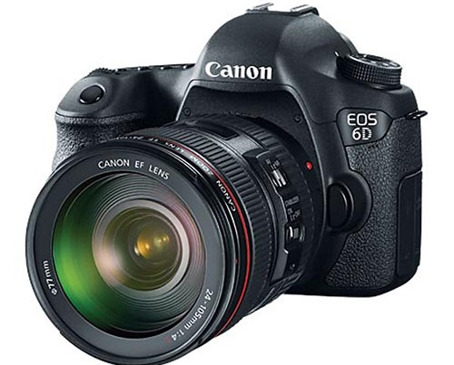 Deal: Canon EOS 6D Body $1499 or $1589