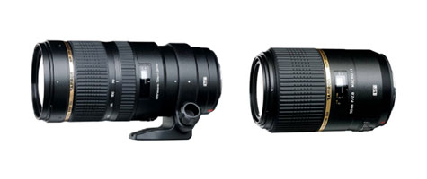 Tamron EF 70-200 f/2.8 VC & 90 f/2.8 VC Macro in Stock at B&H Photo