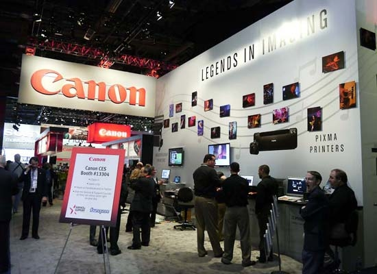 Canon Tops in the ILC/DSLR Market for the 11th Straight Year