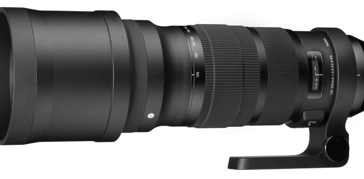 Sigma 120-300 f/2.8 DG OS HSM Now in Stock