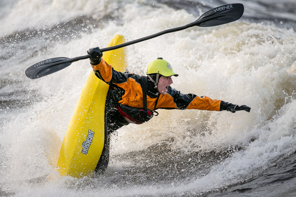 Kayaker - Review - Canon EF 300mm f/2.8L IS II