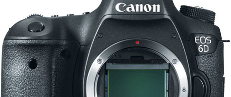 Deal: Canon EOS 6D $1649 at B&H Photo