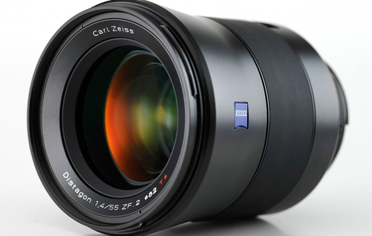 DXOMark: Zeiss Otus 55mm f/1.4