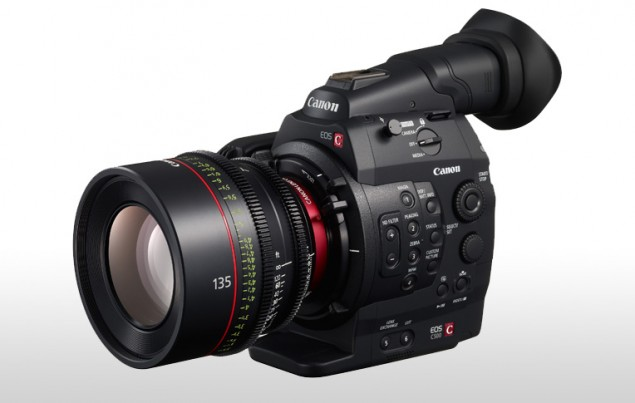 Canon EOS C500 Cinema Camera Firmware v1.0.4.1.00 Now Available