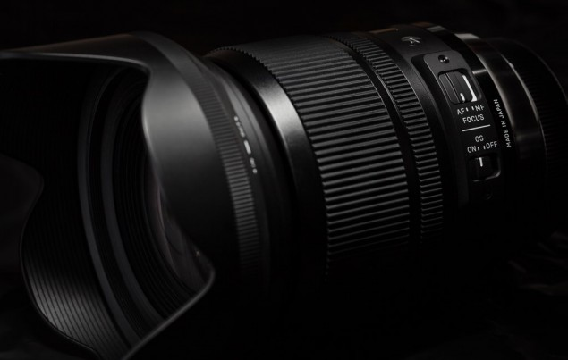 Review – Sigma 24-105mm f/4 DG OS