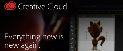 Adobe Announces the All New Creative Cloud