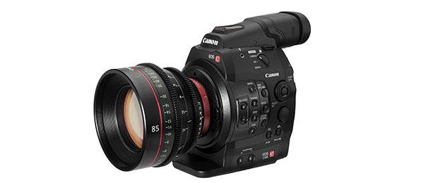 Canon Cinema EOS C300 Mark II Will be 4K [CR2]