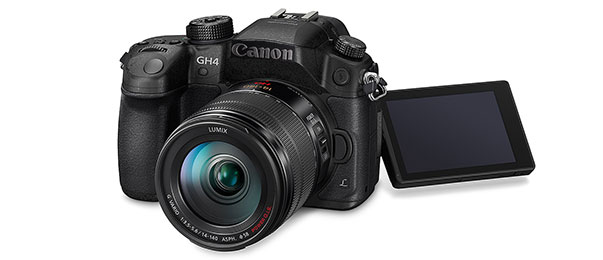 Canon to Target The GH4 With New DSLR Type? [CR2]