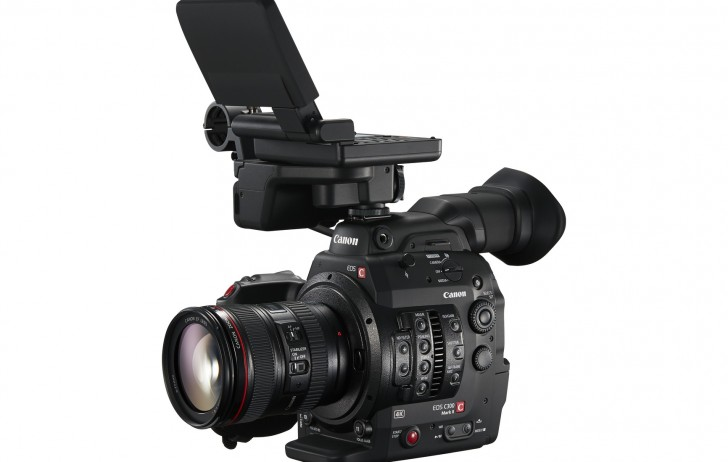 Canon EOS C300 Mark II Mount Conversion Now Available