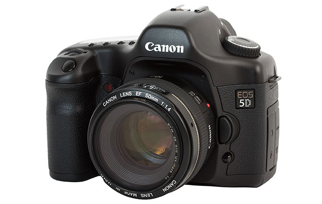 Canon Issues EOS 5D Classic Service Advisory