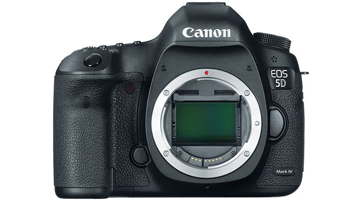 Canon EOS 5D Mark IV to Come Before NAB [CR2]