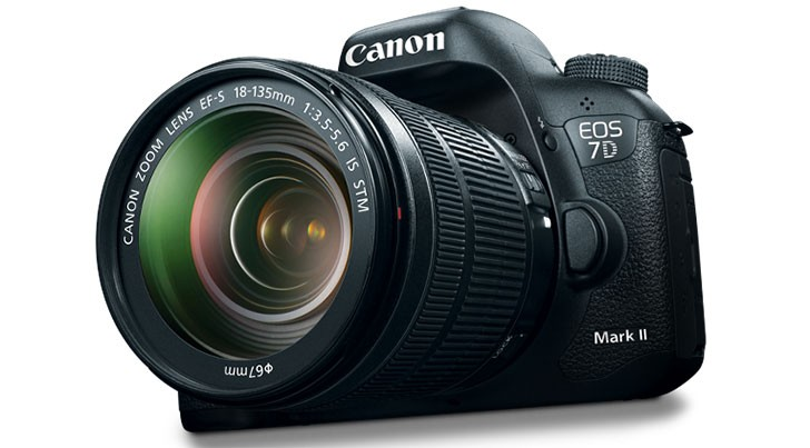Still Live: EOS 7D Mark II & EOS 5D Mark III Deals