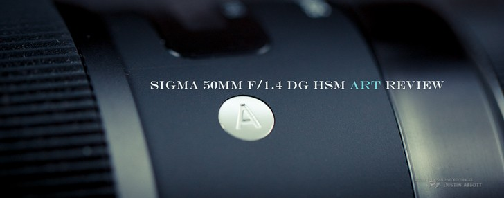 Review – Sigma 50mm f/1.4 DG HSM Art