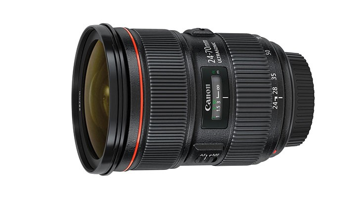 Canon EF 24-70 f/2.8L IS Mentioned Again [CR2]