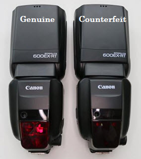 speedlite 600rx rt i1. - Product Advisory: Counterfeit Canon Speedlite 600EX Flashes on the Market