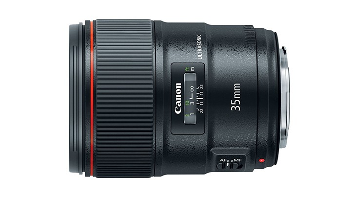 Announcement: Canon EF 35mm f/1.4L II