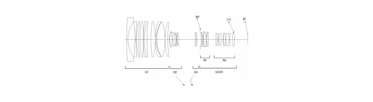 Patent: 25-125mm T/2.8 Cinema Lens