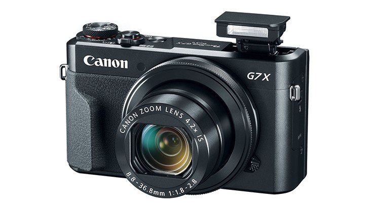 Canon PowerShot G7 X Mark II Available for Preorder