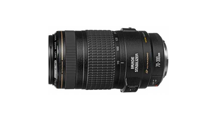 More Talk About the Canon EF 70-300mm f/4-5.6 IS II [CR2]