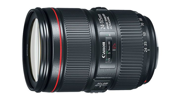 Review: Canon EF 24-105mm f/4L IS II