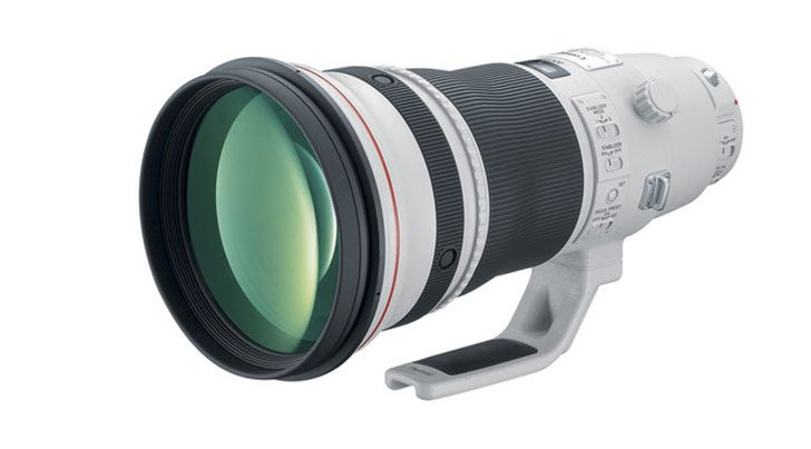 Lensrentals.com Compares Lenses at 400mm