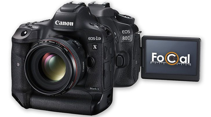 Reikan FoCal 2.2 Released, Adds Full EOS-1D X Mark II & EOS 80D Support