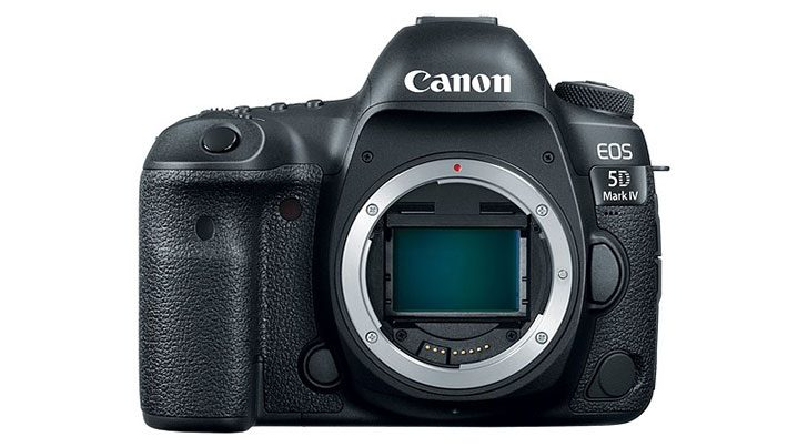 Preorder: Canon EOS 5D Mark IV DSLR Camera with Canon Log