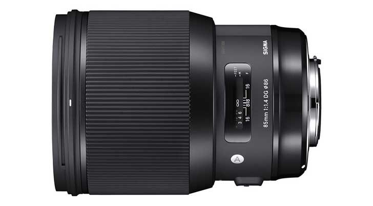 Preorder the New Sigma Lenses