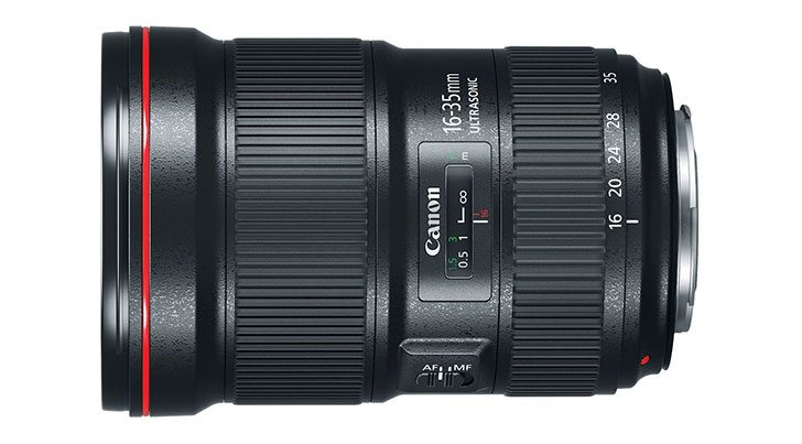 Stock Notice: Canon EF 16-35mm f/2.8L III at B&H Photo