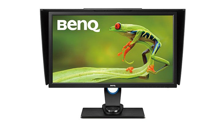 "Review: BenQ SW320 32"" inch Adobe RGB Monitor"