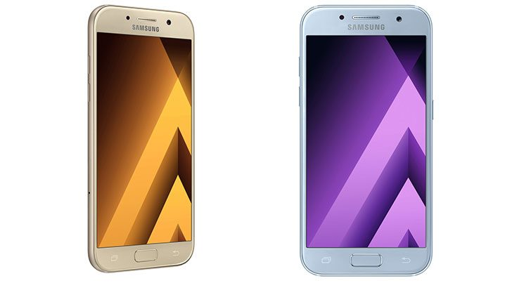 Samsung Introduces Stylish, Powerful and Practical Galaxy A (2017) with Enhanced Camera