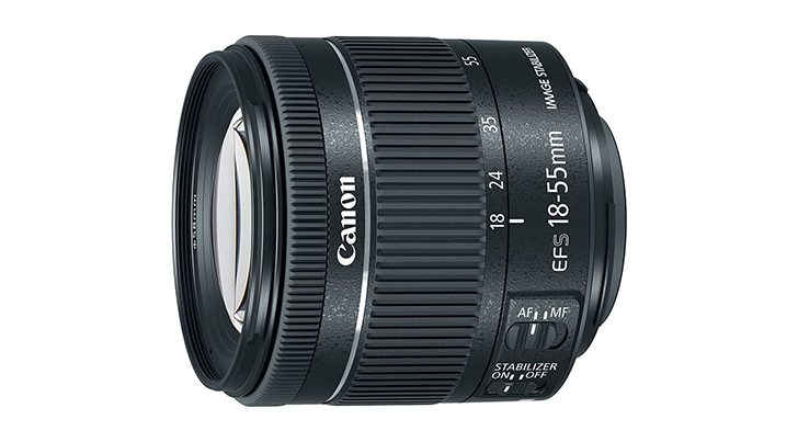 Canon Announces Bluetooth Remote and  EF-S 18-55mm F4-5.6 IS STM