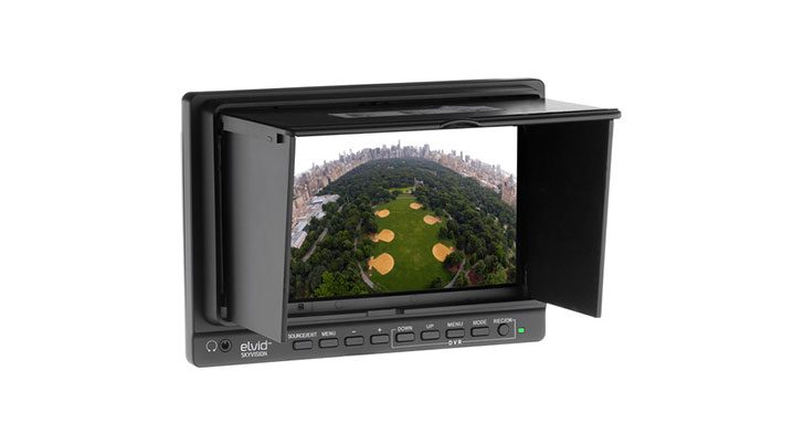 Deal: Elvid SkyVision 7″ On-Camera & Aerial Imaging LCD Monitor $139 (Reg $329)