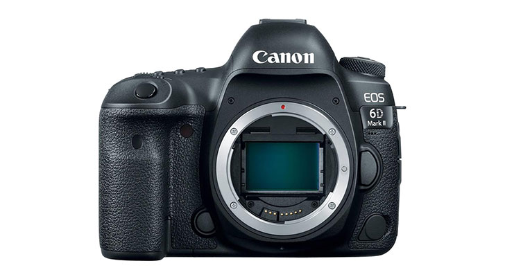 Pricing & More Information About the EOS 6D Mark II [CR3]