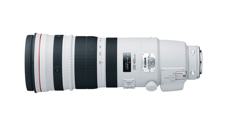 Deal: Canon EF 200-400mm f/4L IS 1.4x $9199 (Reg $10999) & More