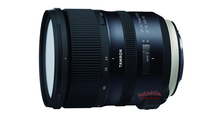 TamronSP 24-70mm f/2.8 Di VC USD G2 Specifications
