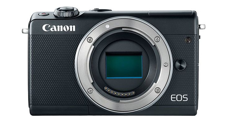 Review: Canon EOS M100 by TDP