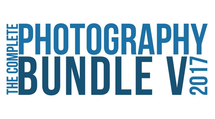 The Complete Photography Bundle 2017 Extended Until 8PM EST Tonight