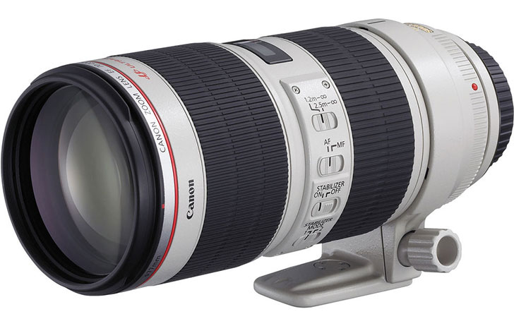 Another EF 70-200mm f/2.8L IS III Mention [CR2]