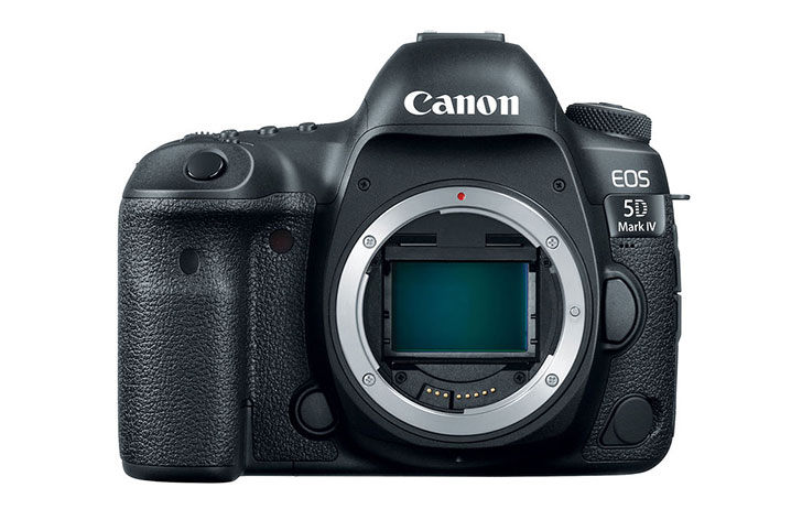 Stock Running Low: Refurbished Canon EOS 5D Mark IV $2379 (Reg $3299)